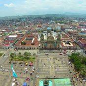 El Centro Histórico desde arriba
